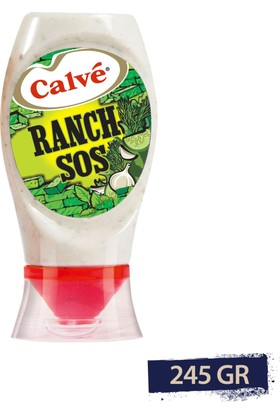 Calve Ranch Sos 245 g