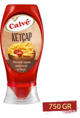 Calve Ketçap 750 g