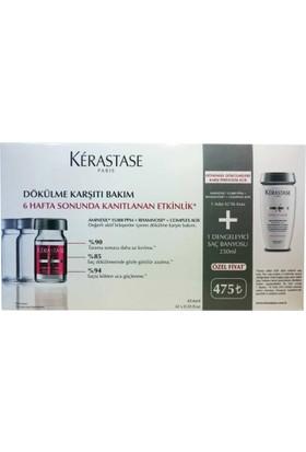 Kerastase Specifique Aminexil 42X6Ml Serum & Şampuan 250 Ml
