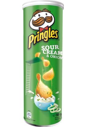 Pringles 165 Gr Krema Sogan