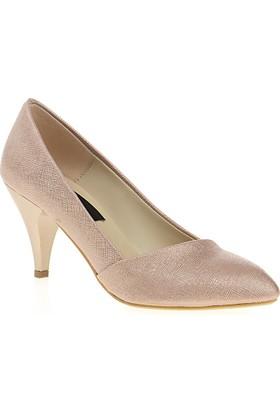 Derigo Kadın Somon Ayakkabı