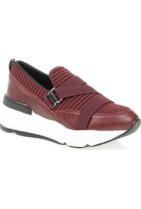 Derigo Kadın Bordo Ayakkabı