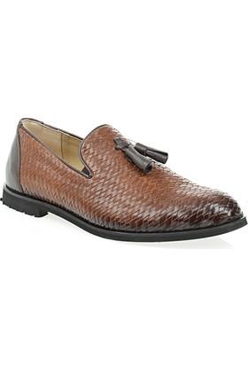 Derigo Erkek Taba Ayakkabı