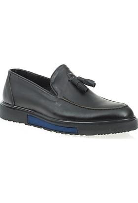 Derigo Erkek Siyah Ayakkabı