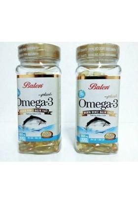 Dogafarma Balen Omega 3 1000 mg 200 Kapsül 5 Kutu
