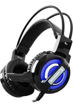 Snopy Rampage Sn-Rw4 Usb 7.1 Gaming Siyah Mikrofonlu Kulaklık