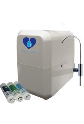 Aqua Love 9 Aşamalı Kabinli Pompalı Su Arıtma Cihazı
