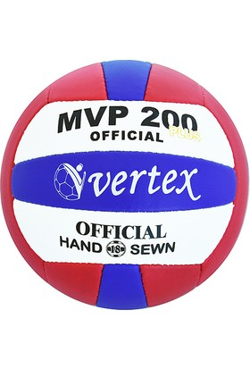 Vertex Mvp200 Plus Dikişli 5 No Voleybol Topu Bordo