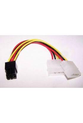 Platoon Ekran Kartı Power Kablosu 6 Pin Power