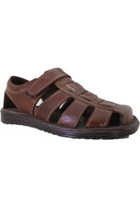 Despina Vandi Tpl T214 Erkek Günlük Deri Sandalet