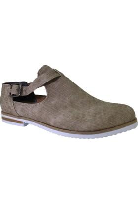 Oflaz Y-17110 Günlük Kadın Babet Ayakkabı