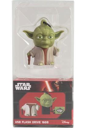 Tribe Estero Star Wars Yoda The Wise 16Gb Usb Bellek Fd007528