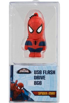 Tribe Marvel Estero Spiderman 8Gb Usb Bellek Fd016405A