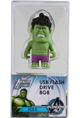 Tribe Marvel Estero Hulk 8Gb Usb Bellek Fd016402A