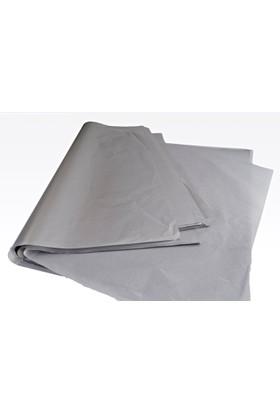 Menteşoğlu Kağıtçılık Gümüş Renkli Pelür Süs Kağıdı (1kg)
