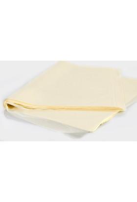 Menteşoğlu Kağıtçılık Krem Pelür Süs Kağıdı (1kg)
