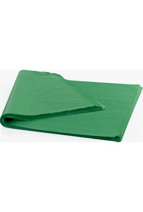Menteşoğlu Kağıtçılık Yılbaşı Yeşili Pelür Süs Kağıdı (1kg)