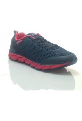 Jump 15380 Bayan Spor Ayakkabı Lacivert