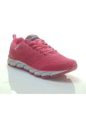 Jump 15380 Bayan Spor Ayakkabı Fuşya