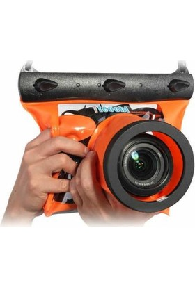 Tteoobl Nikon -Canon Uyumlu Fotoğraf Makinesi Su Altı Kılıfı