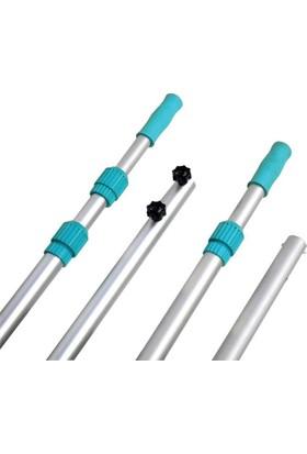 Gemaş Teleskopik Süpürge Ve Fırça Sapları