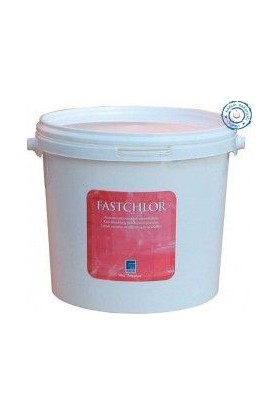 Gemaş Toz Klor (Fastchlor Stabilize Diklor Granülü, %56) 25Kg