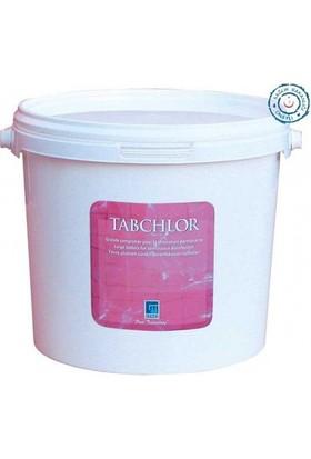 Gemaş Tablet Klor %90 (Tabchlor Stabilize Triklor Tableti, 200 Gr %90 Klor İçeriği) 10 Kg