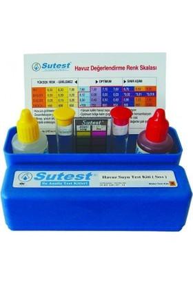 Sutest Sıvı Test Kiti Komple