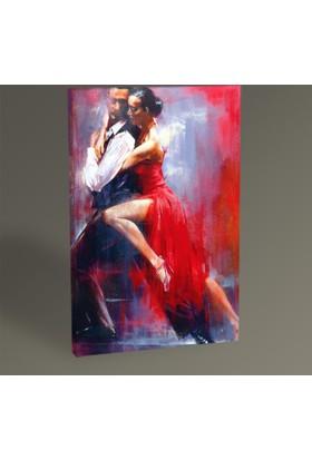 Tablo 360 Tango Dans Tablo 30 x 20 cm