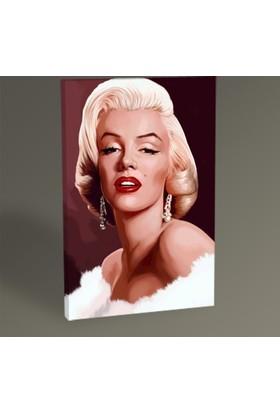 Tablo 360 Marilyn Monroe Tablo 30 x 20 cm