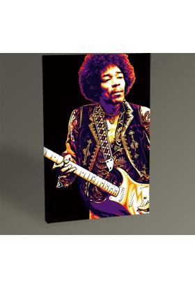 Tablo 360 Jimi Hendrix Tablo 30 x 20 cm