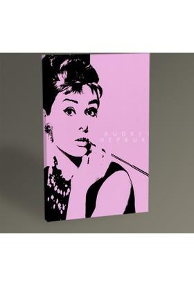 Tablo 360 Audrey Hepburn Pop Art Tablo 30 x 20 cm
