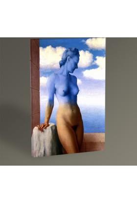 Tablo 360 Rene Magritte Black Magic Tablo 30 x 20 cm