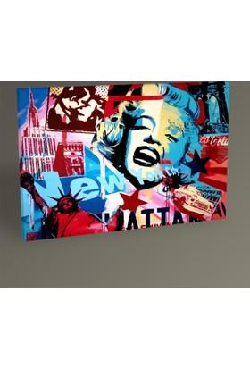 Tablo 360 Marilyn Monroe Souvenirs Tablo 30 x 20 cm