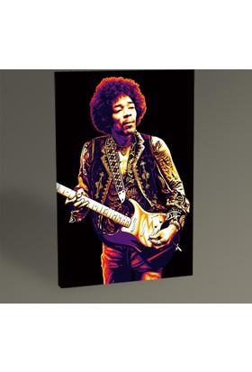 Tablo 360 Jim Hendrix Tablo 30 x 20 cm