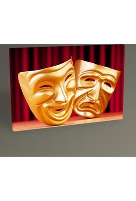Tablo 360 Theatre Masks Tablo 30 x 20 cm