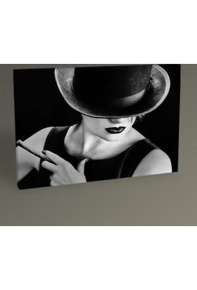 Tablo 360 Woman With A Cigar Tablo 30 x 20 cm