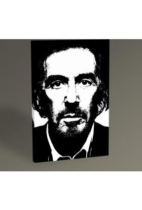 Tablo 360 Al Pacino Pop Art Tablo 30 x 20 cm