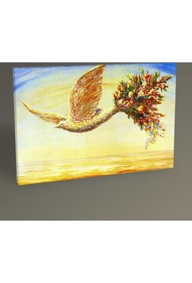 Tablo 360 Rene Magritte The Good Omens 30 x 20 cm