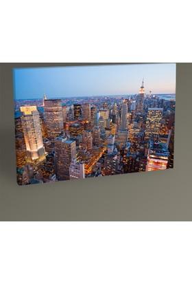 Tablo 360 New York ,Manhattan Tablo 30 x 20 cm