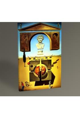 Tablo 360 Salvador Dali Dematerialization Near The Nose Of Nero 30 x 20 cm