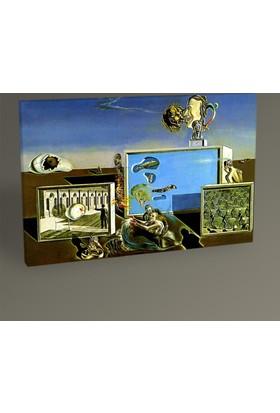 Tablo 360 Salvador Dali-Piaceri Illuminati, C.1929 30 x 20 cm