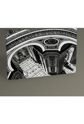 Tablo360 Mc Escher St. Peter- Rome 30 x 20 cm