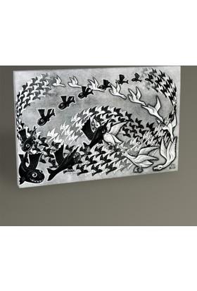 Tablo360 Mc Escher Predestination 30 x 20 cm
