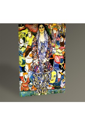 Tablo360 Gustav Klimt Friederike Maria Beer'İn Portresi 30 x 20 cm