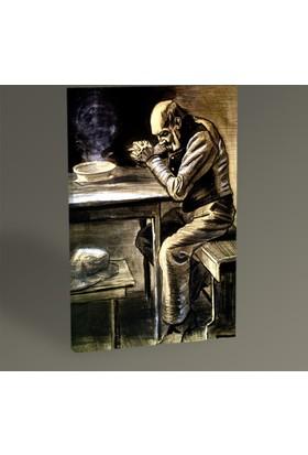 Tablo360 Vincent Van Gogh Dua Tablo 30 x 20 cm