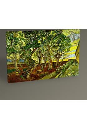 Tablo360 Vincent Van Gogh BahE Tablo 30 x 20 cm