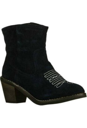 Skechers 48261-Nvy Kadın Çizme