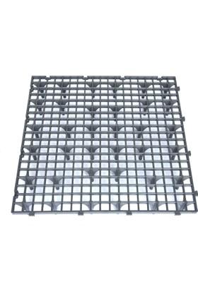 Vixpet Kümes Taban Izgarası 50x50 8 cm Yükseklik 1m2