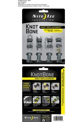 Nite-İze Knotbone No3 8Pack